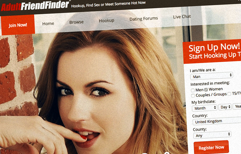 finder hook up sites