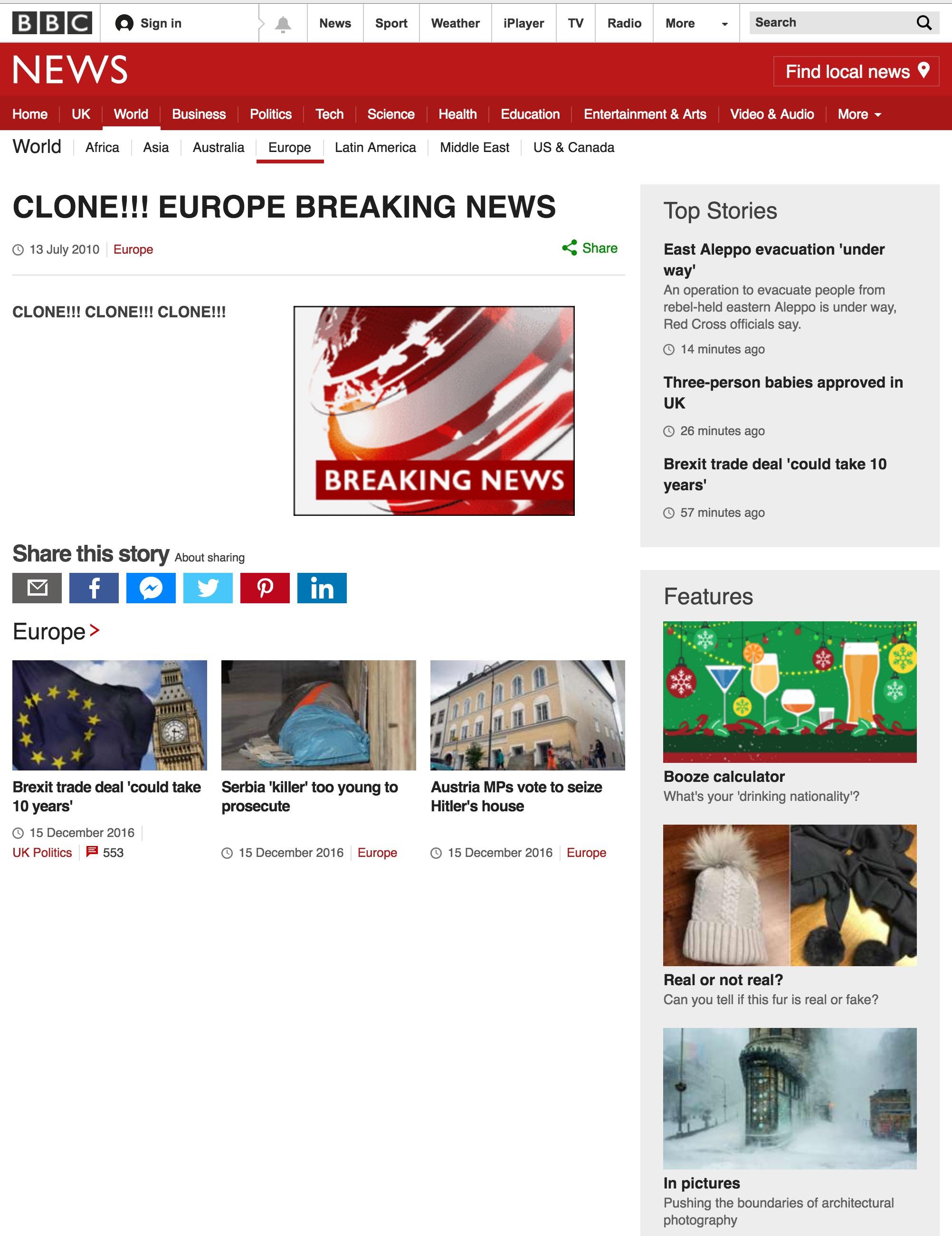 bbc-website