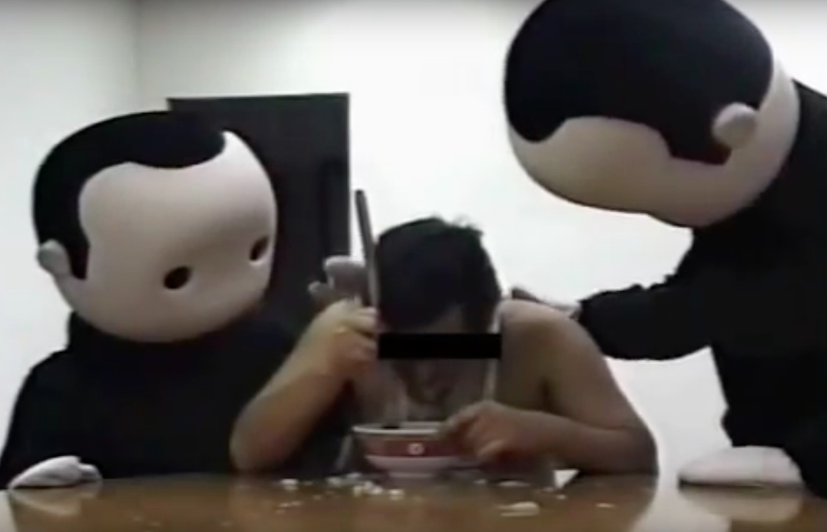UNCOVERED: The Story Behind 'Blank Man Soup' Will Haunt Your Dreams