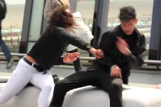 girl-punch
