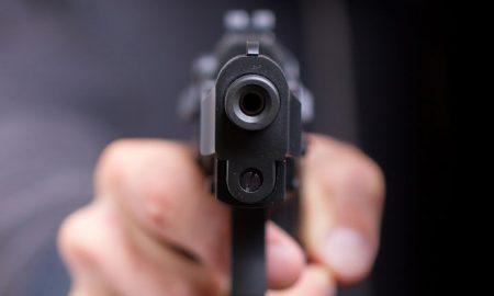 gun-point