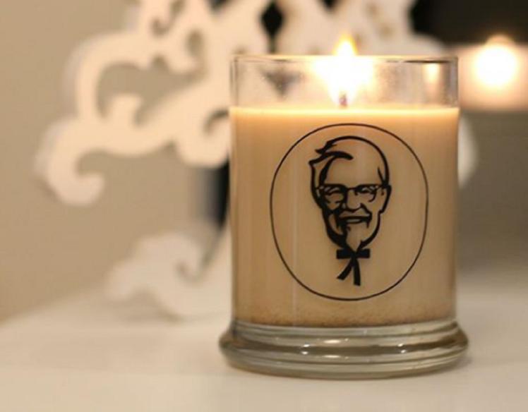 kfc-candle