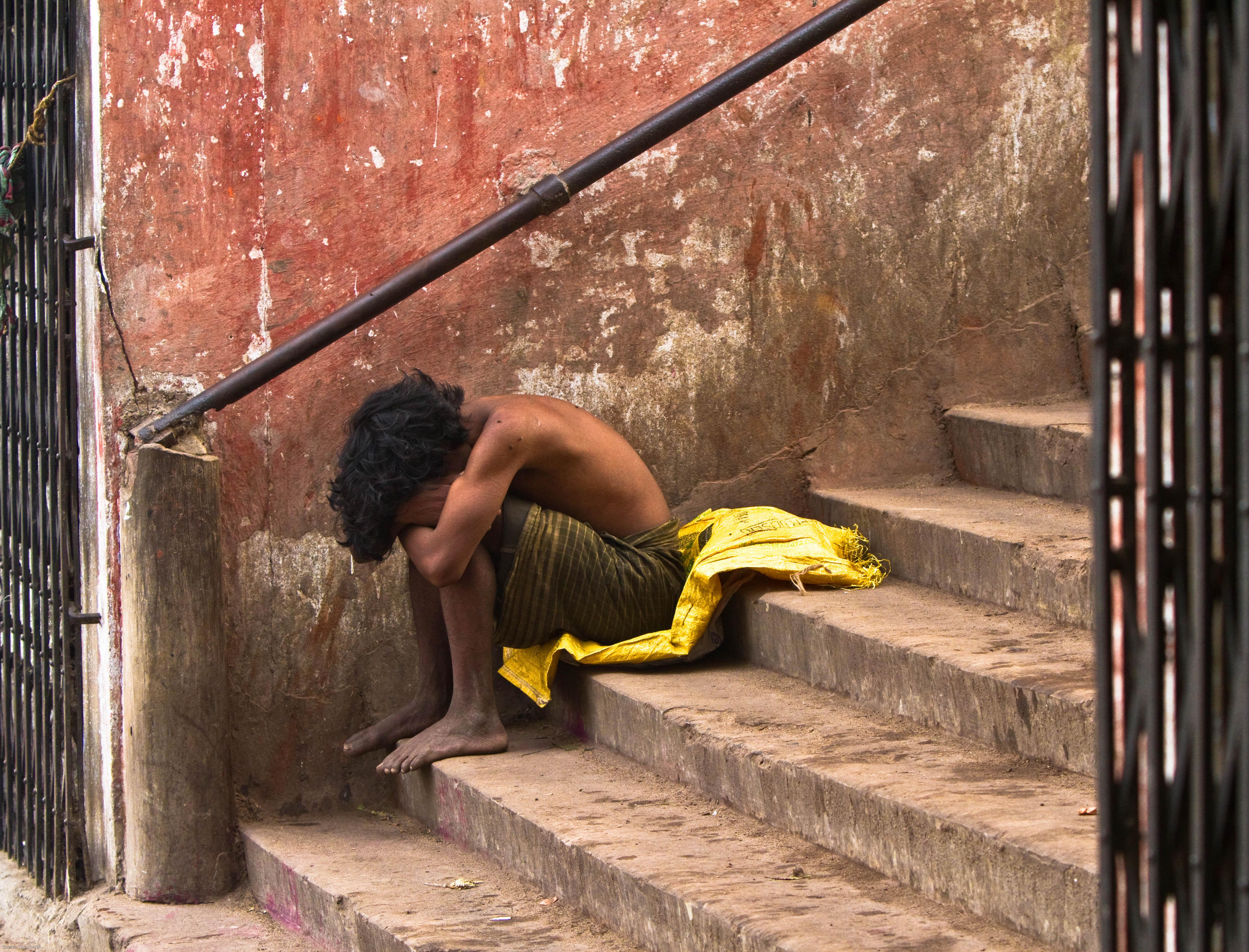 poverty poverty