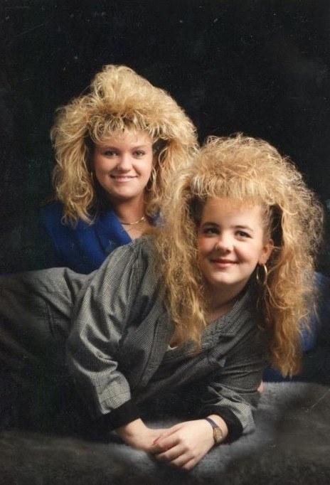 80s Haircut 7