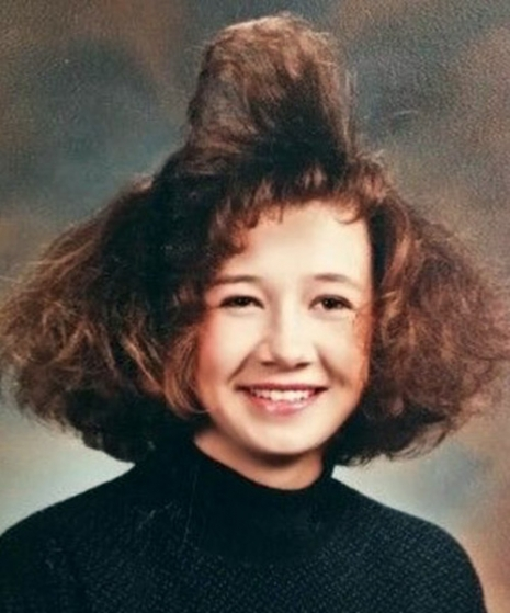 80s Haircuts 1