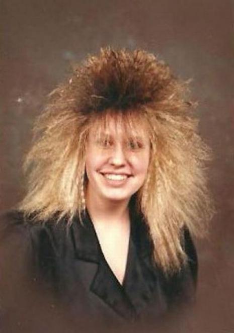 80s Haircuts 6