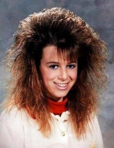 80s Haircuts 8