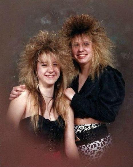 80s Haircuts 9