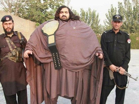 960 Pound Man
