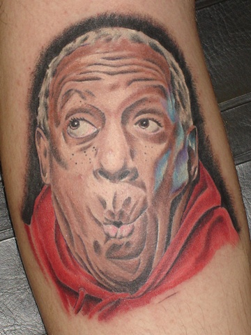 Horrific Tattoos People Got Of Celebrities Before They
