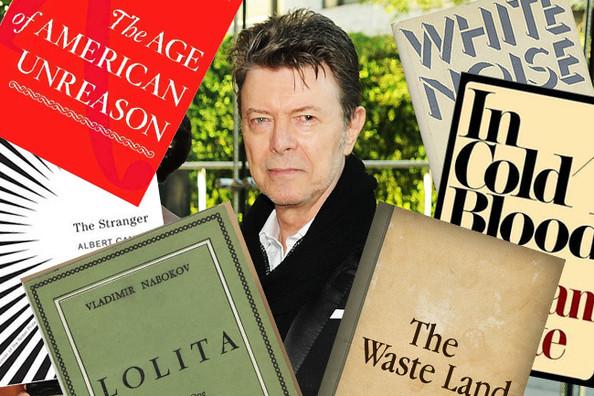 Bowie Books