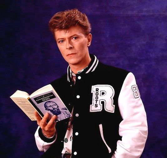 Bowie Jock Reading