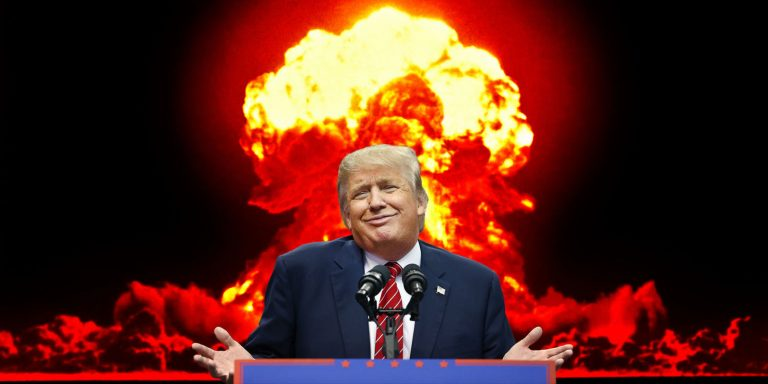 Donald Trump Nuclear Codes