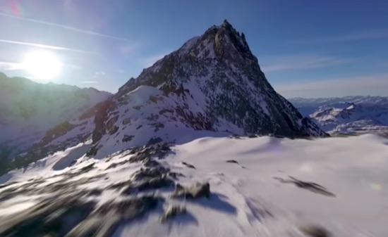 drone-swiss-mountains