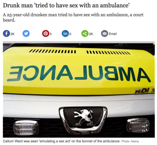 Drunk Brits 4