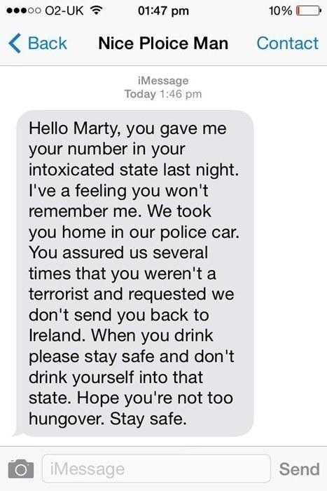 Drunk Brits 7