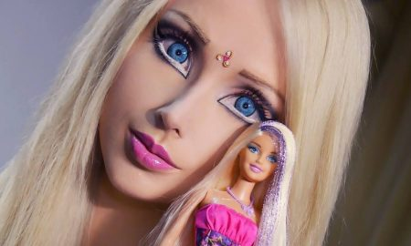 Human barbie feature