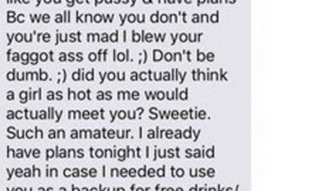 Insane Tinder Rant