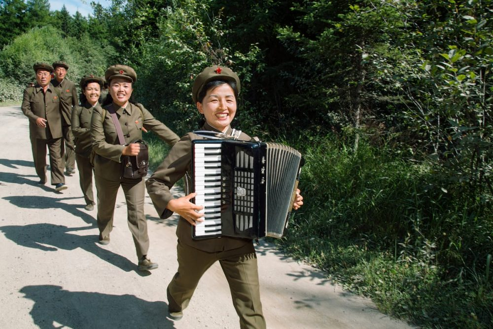 North Korea 9