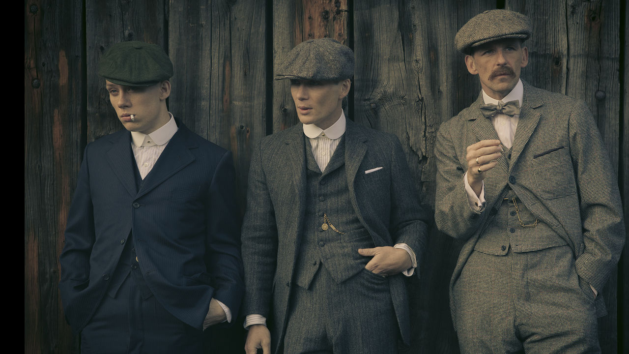 peaky blinders deutsch