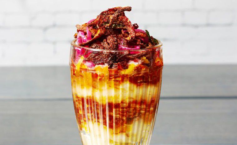 Pulled Pork Sundae