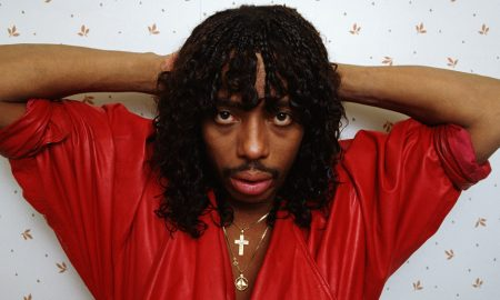 Rick James Portrait Session