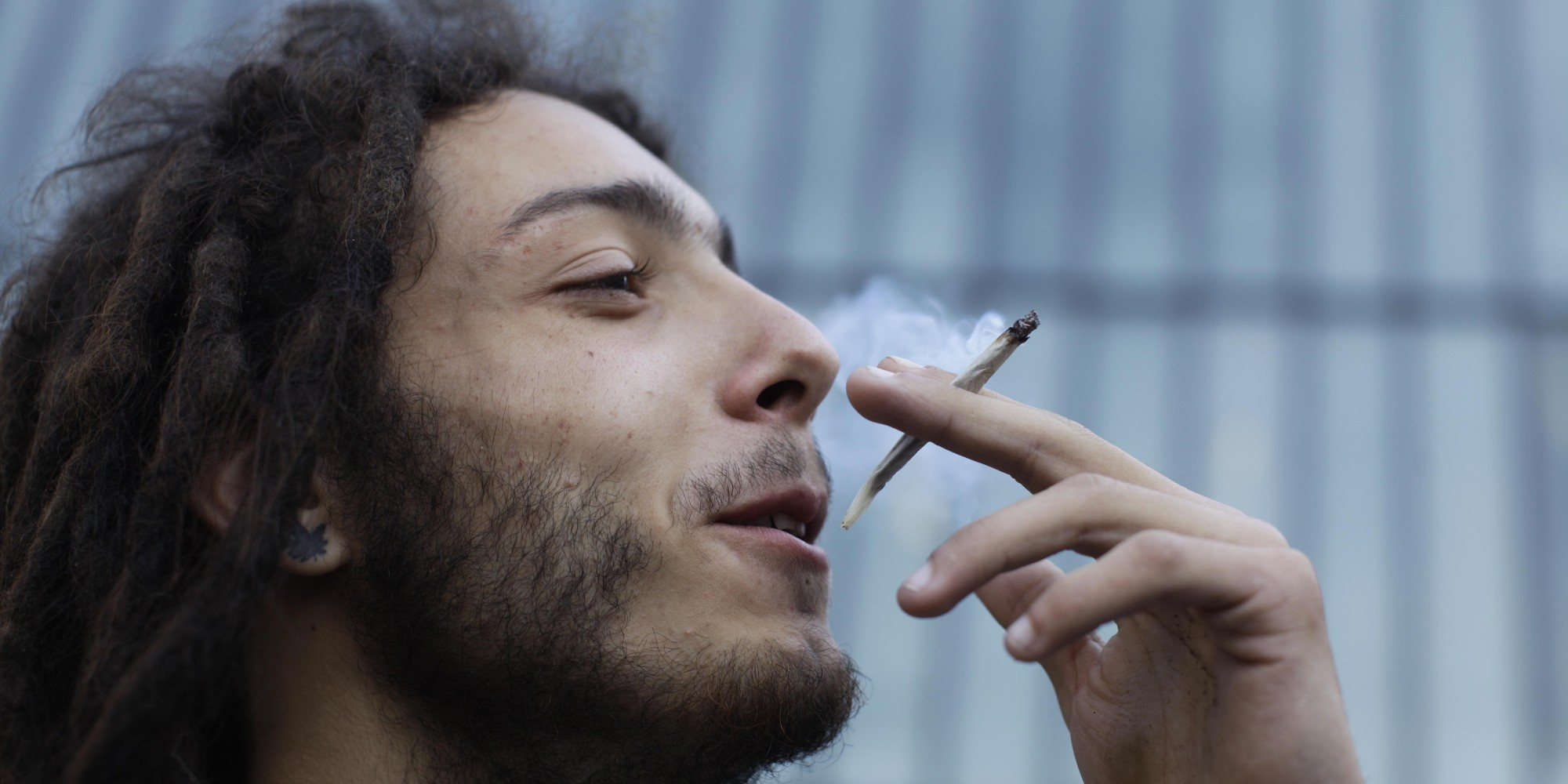 Image result for image, photo, picture, guy high on marijuana