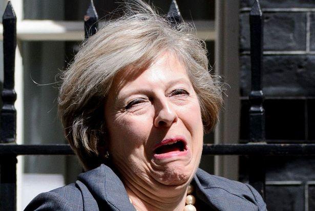Theresa May #theresamay...