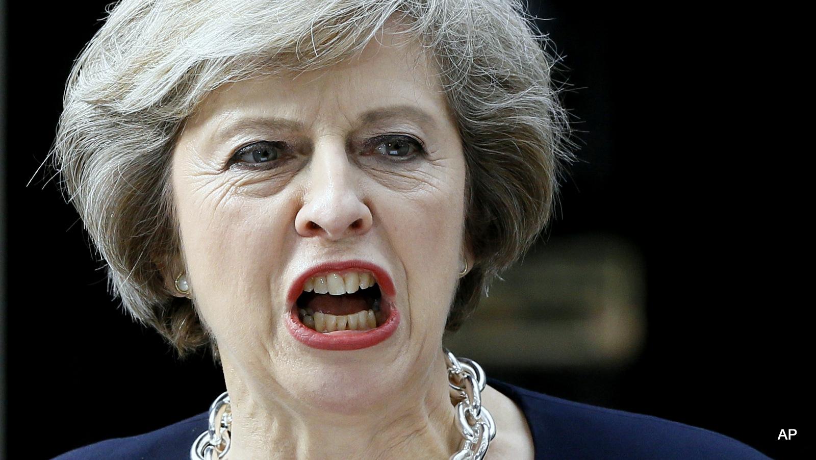 APTOPIX Britain Politics