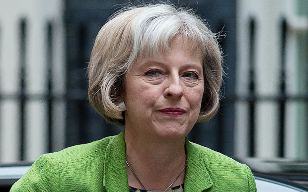 Theresa-May-in-light-green