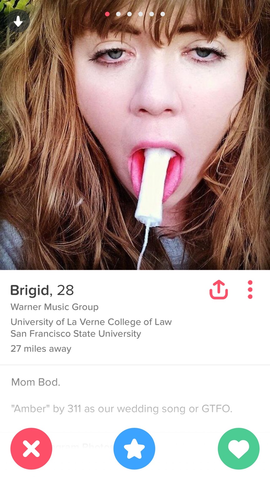 The Best/Worst Profiles & Conversations In The Tinder ...