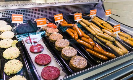 veggie-sausages