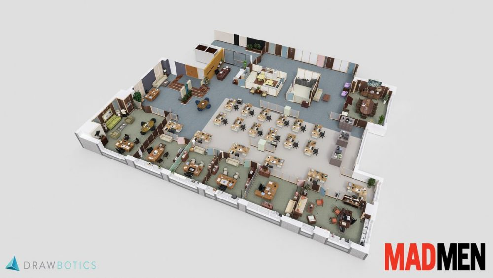 3D TV Show Models 4