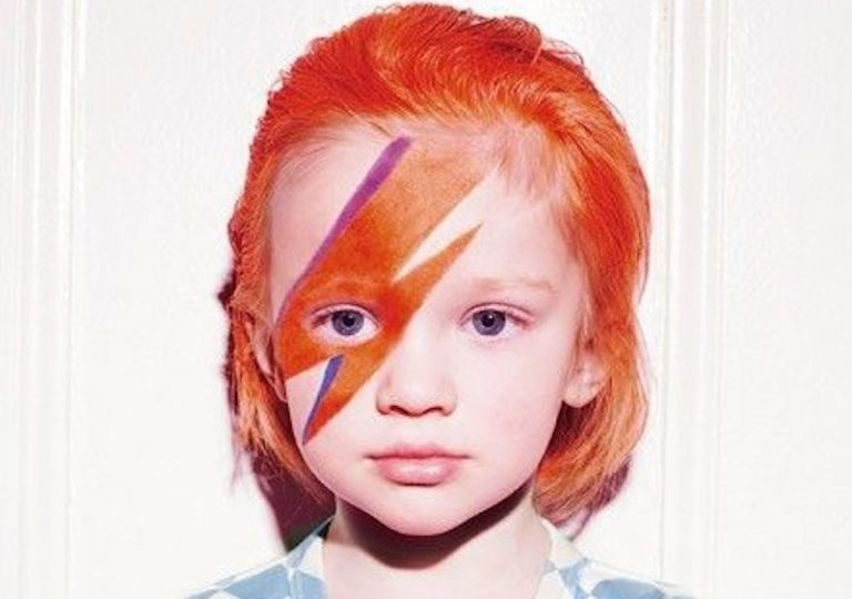 Bowie child
