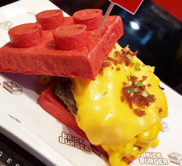 Brick Burger 1