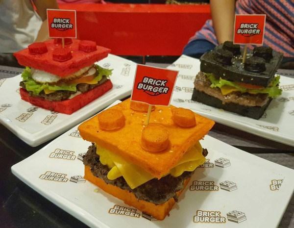 Brick Burger 2