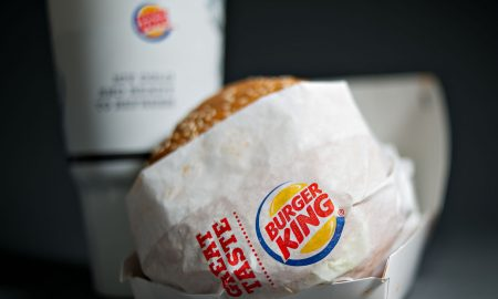 Burger King Fish Sandwich