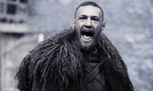 Conor McGregor Game Of Thrones