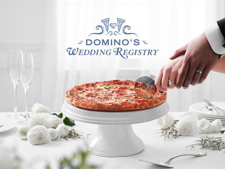 Dominos Pizza Registry