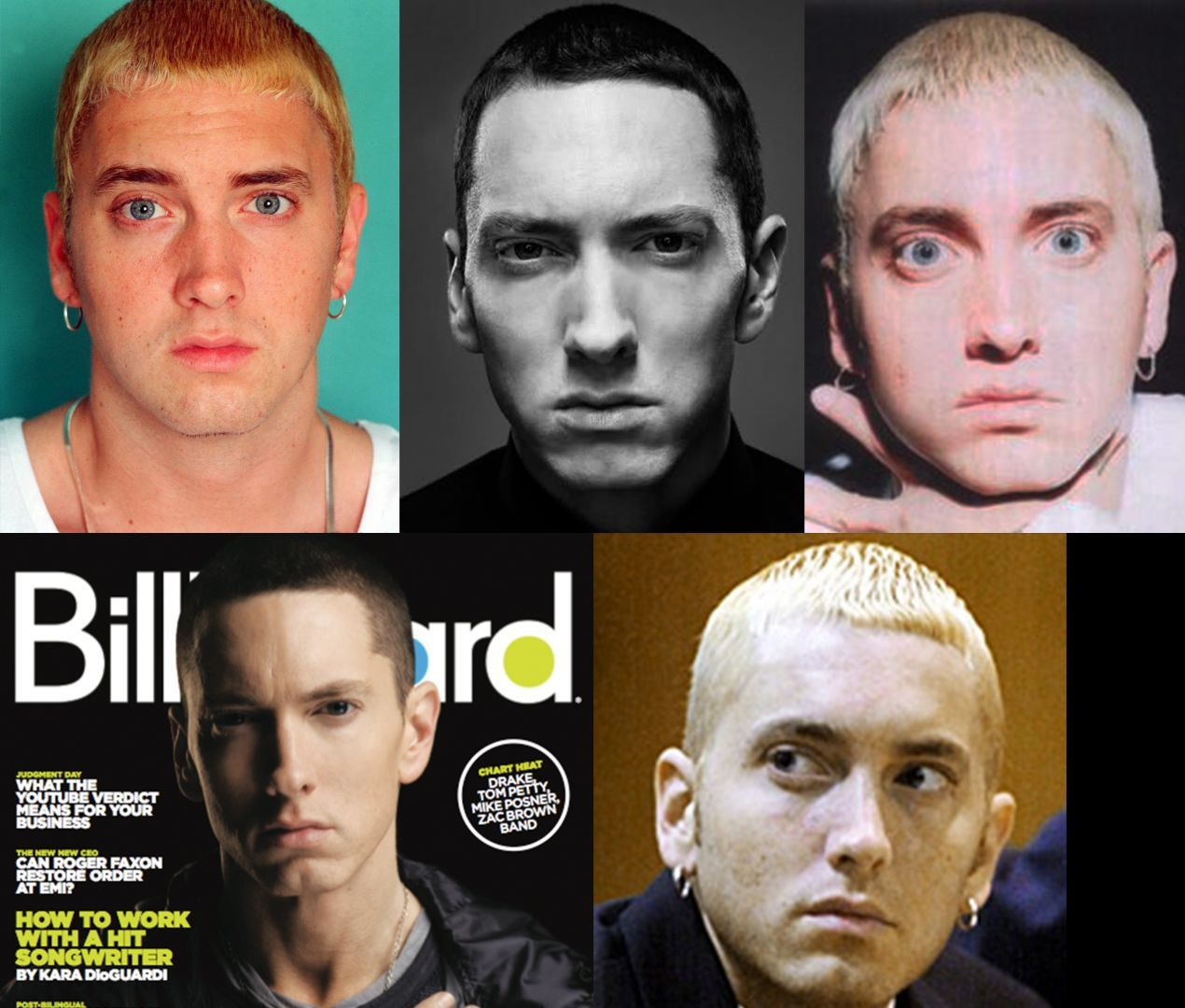 Are These Photos Proof That Eminem Has Been Dead For 13 ...  Eminem Proof Death