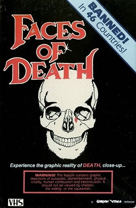 FAces OF Death Cover
