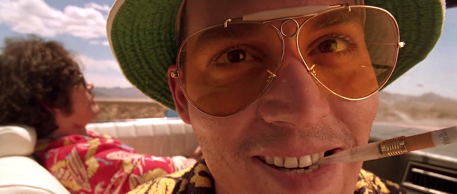 Johnny Depp Fear And Loathing