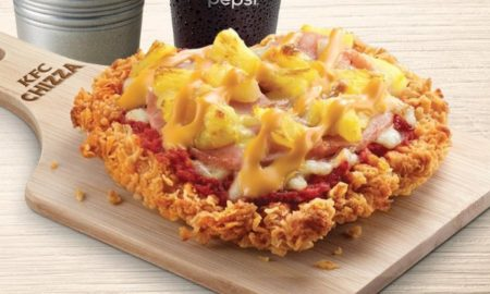 KFC CHizza