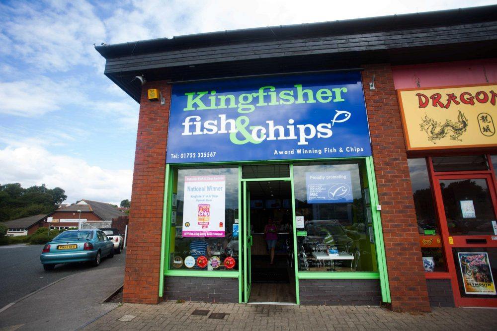 Kingfisher Fish And Chips