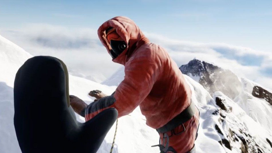 Mount Everest VR