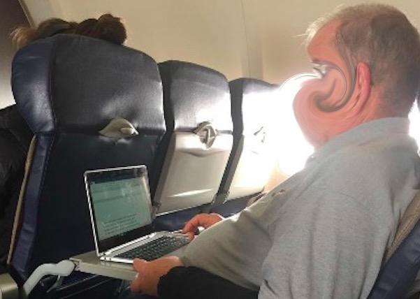 Plane incest