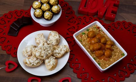 Poundland £7 Valentine's Day Meal