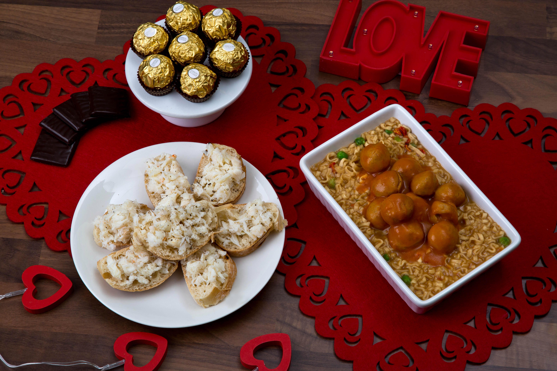 Poundland £7 Valentine's Day Meal