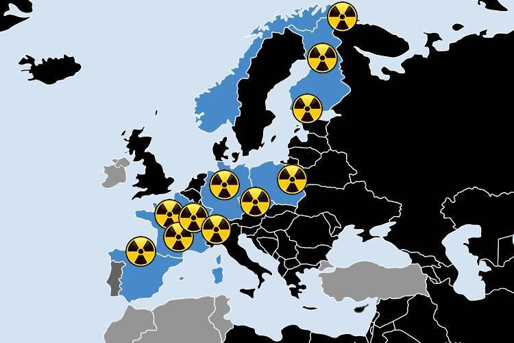 Radiation Spike