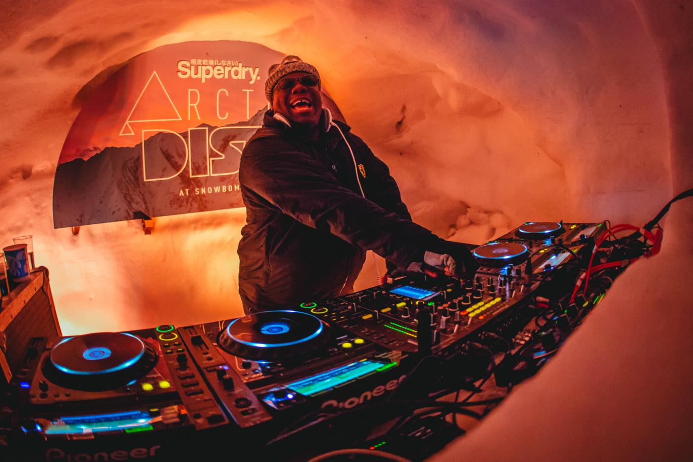 Smirnoff Arctic Disco
